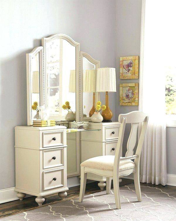 Makeup Desk With Lighted Mirror Beautiful Hollywood Vanity Table With  Lights Ikea Bedroom Sets vanity table