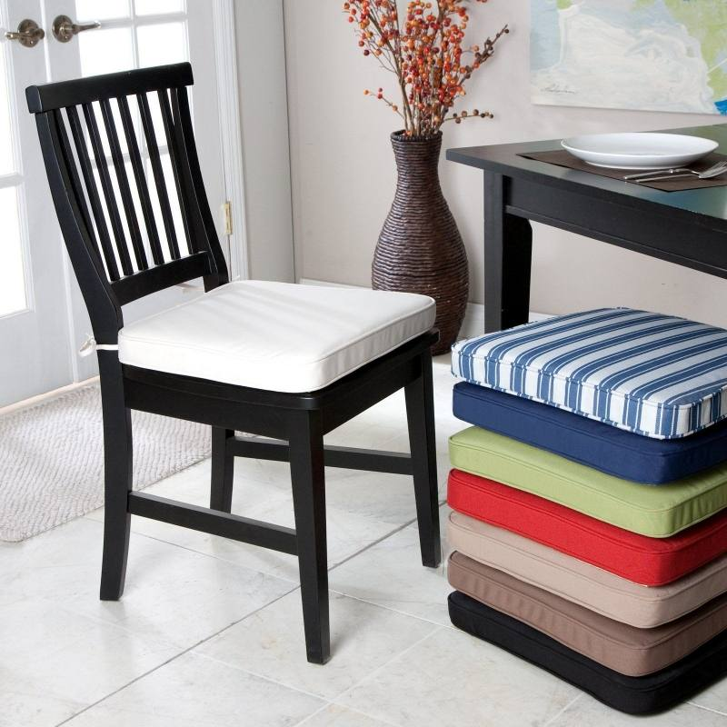 kitchen chair seat cover
