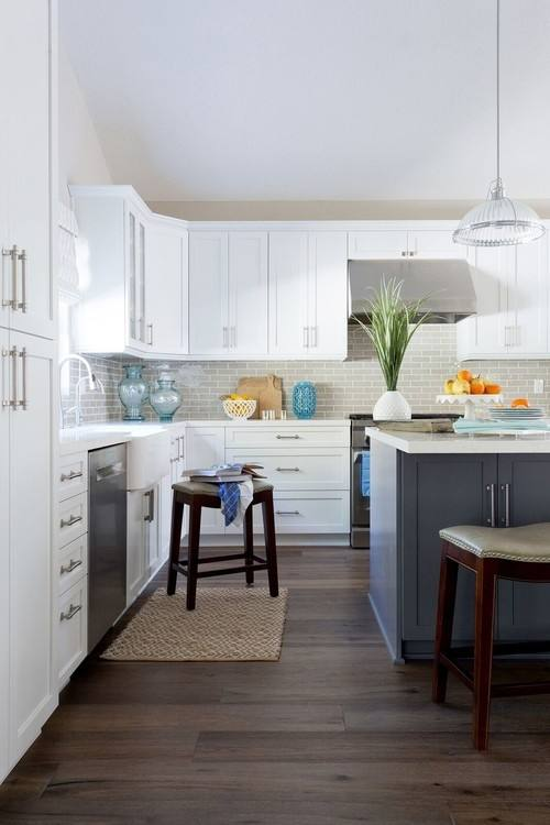 Terrific White Kitchen Idea Colour Schemes Wonderful Kitchen Color Schemes With White Cabinets Attractive