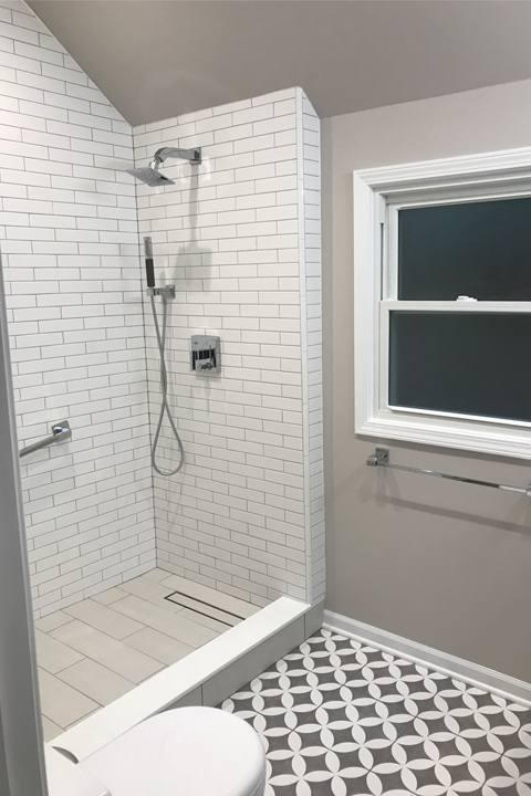 Your new tub or shower remodel will be built to your specifications, and  can be customized with a variety of stone, tile, and solid surface products  for the