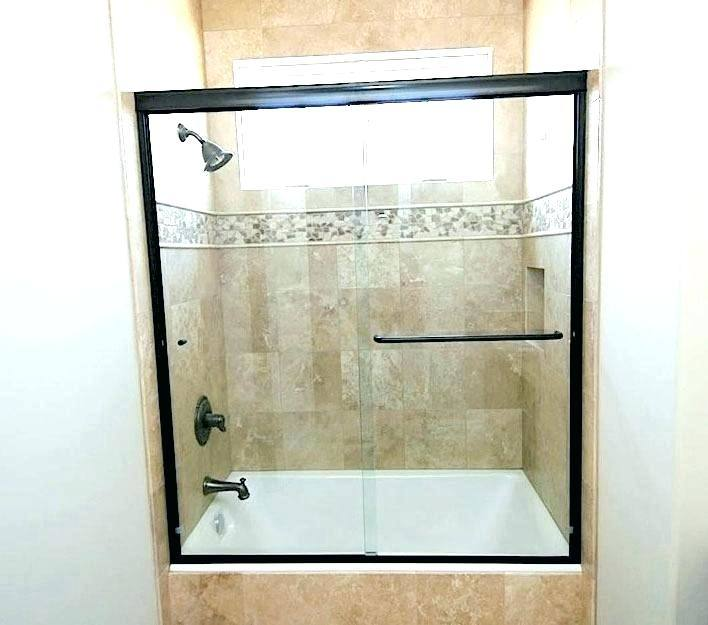 glass tub doors awesome glass tub shower doors useful reviews of stalls  pertaining to for tubs