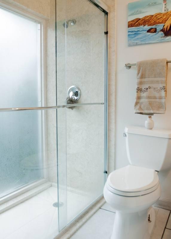 Grey Bathroom Safety Shower Tub Bench