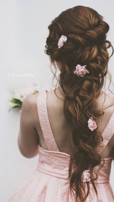 of peoples wants to learn how to dress your hairs in a beautiful design