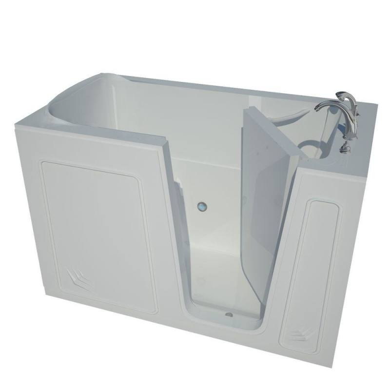 jetted tub shower