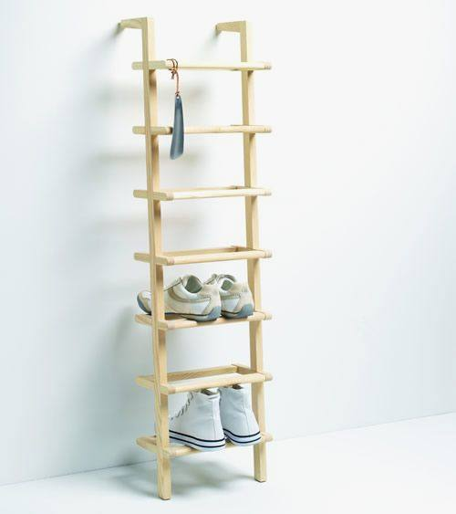 Vertical Shoe Storage Holder