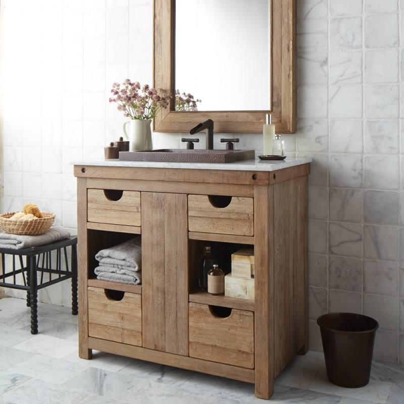 Top Ten: Modern Wood Bathroom Vanities