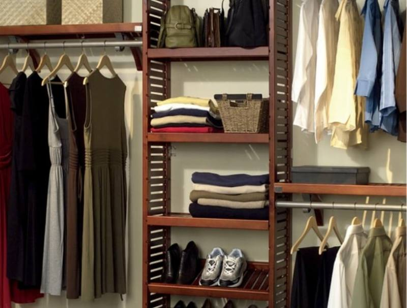 Closet Ideas  Pictures Features