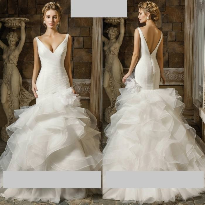 The bridal shops and outlets have all vendors, brides have experienced any form and know that wedding dresses resembles too.
