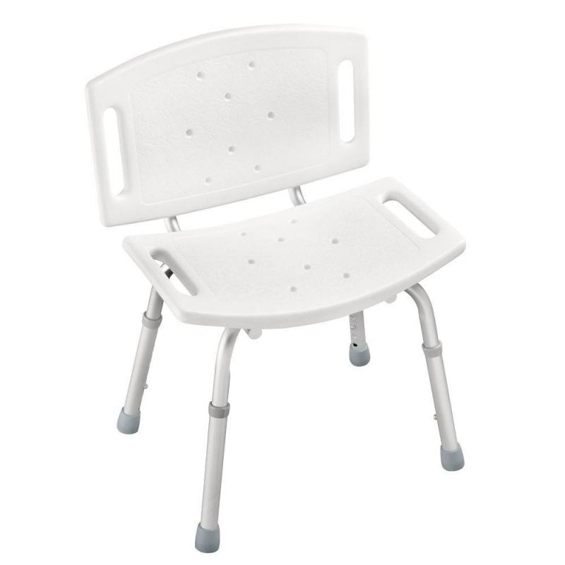 Adjustable shower seat · Adjustable tub and shower chair
