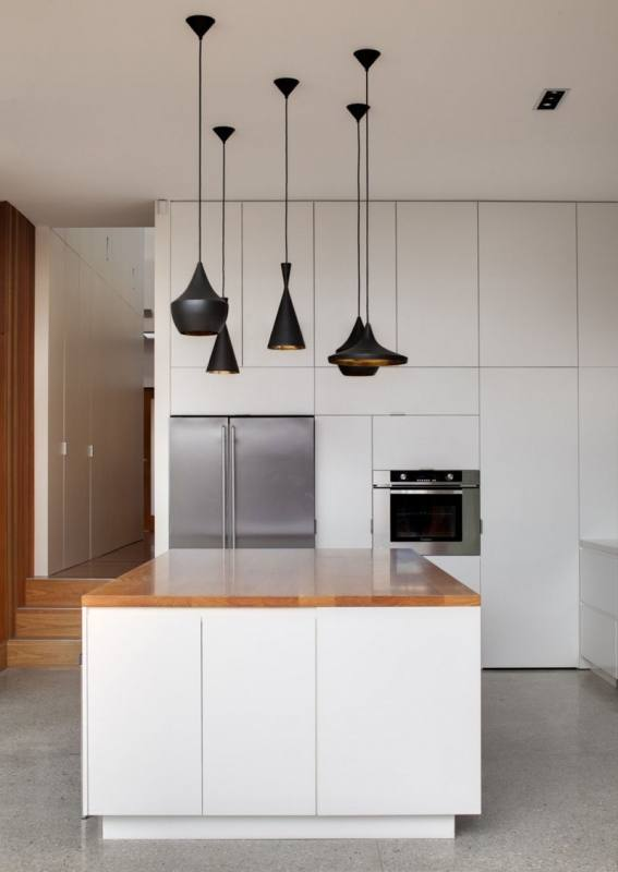 Fashionable Inspiration Small Minimalist Kitchen Design Simple And For Spaces On Home Ideas