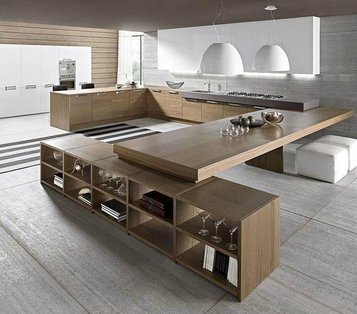 My kitchen is a blend of cozy minimalist, warm modern