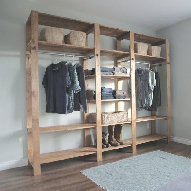 clothes rack idea garment rack clothes storage