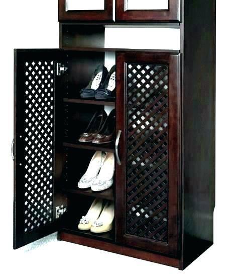 wooden shoe rack walmart