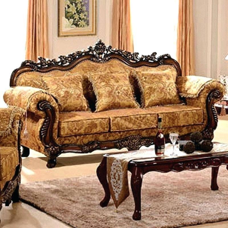 wood sofas designer