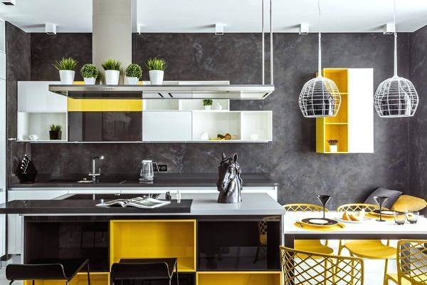 Kitchen Decorating Ideas Yellow Walls