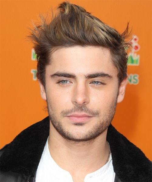 View Zac Efron Hairstyles New Zac Efron Hairstyles cool picture