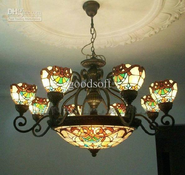 tiffany dining room