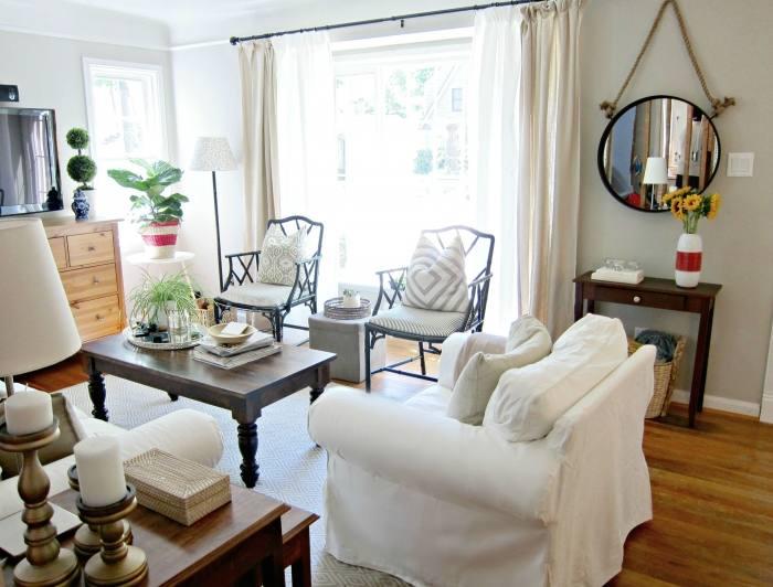 Living Room Color Palette Paint  Color