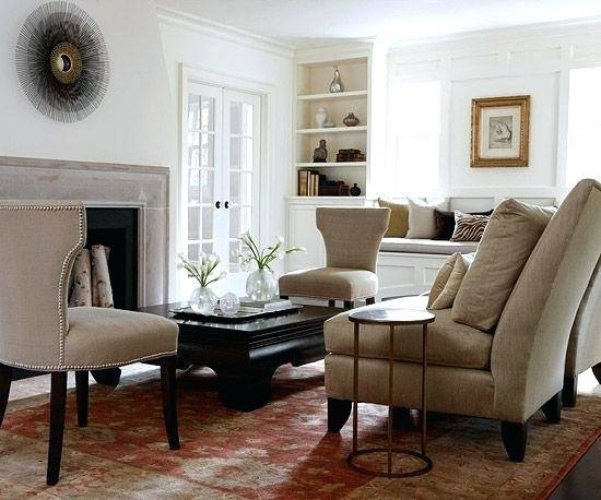 Turning A Dining Room Into A Sitting Room