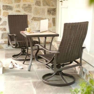 Medium Size of Tdc Usa Inc Wicker Set With Chaise 3 Piece Hampton Bay  Bistro Suncrown