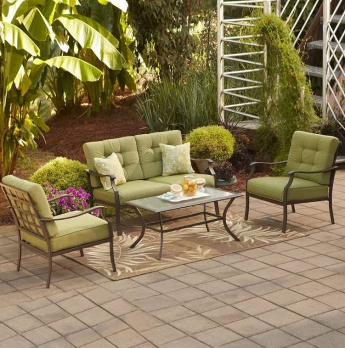 Full Size of Wicker Garden Furniture Cushions Outdoor Canada Walmart Patio  Target Excellent Furnit Sets Outside