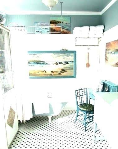 beach bathroom decor ideas
