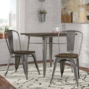 Transform your dining room into an elegant space with this High Back Parson  Chair