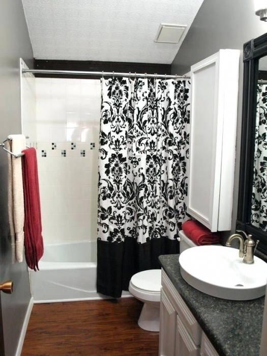 Small Bathroom Decorating Ideas Bathroom Ideas Designs Hgtv Red Elegant  Red And Black Bathroom Design Ideas