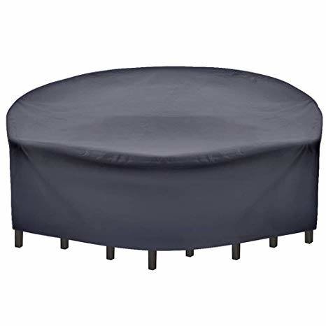 Medium Size of Classic Accessories Veranda Round Patio Table Chair Set  Cover Oval Rectangular Outside P