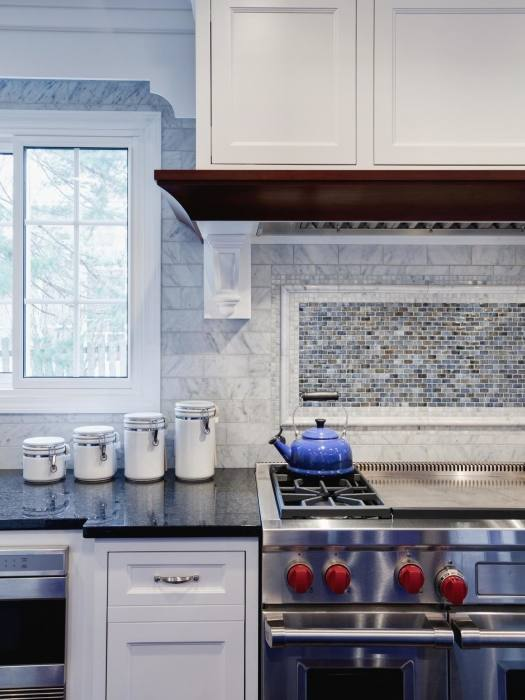 stove tile backsplash stainless panel kitchen design ideas tile designs  behind range metal es fascinating stove