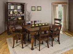 Made Kitchen Chairs Dining Room Furniture Amish Kitchen Table Chairs  Early American Clic Windsor Dining Chair From Dutchcrafters Amish