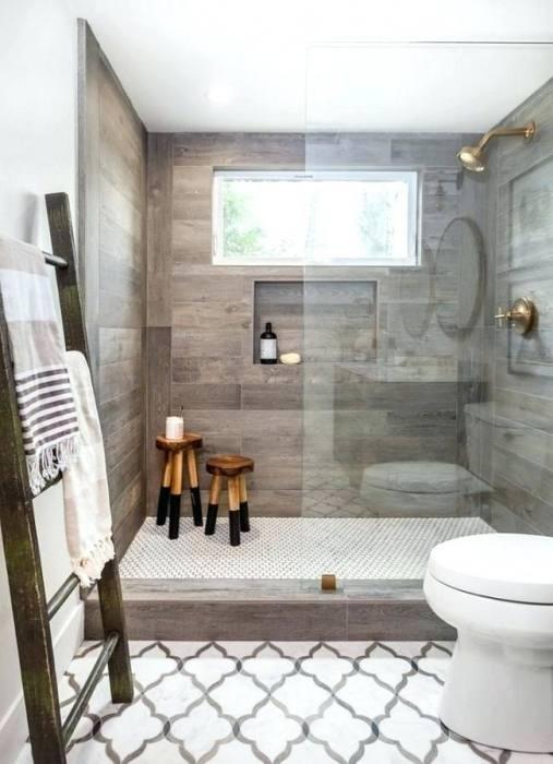 floor tile design ideas gray bathrooms