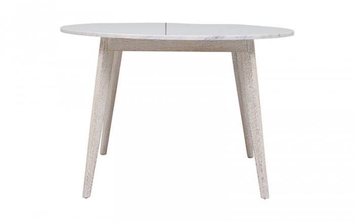 Portland Dining Table, an Australian made recycled Messmate table