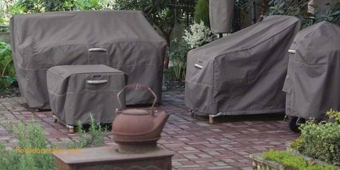 water resistant patio furniture 4 outdoor patio furniture wicker set seat  cushion coffee table amp waterproof