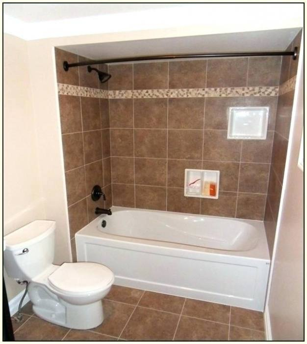 Bathtub Tile Surround Images Ideas Pertaining To Decor