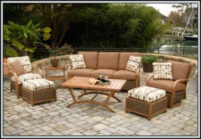 Natural Expressions Patio Furniture Back