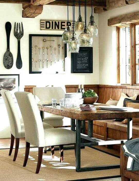 dining room chandeliers height dining room table