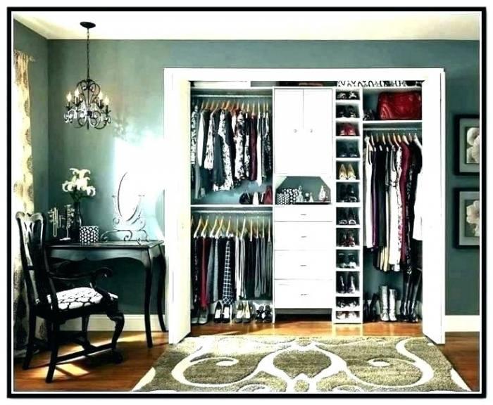 open closet idea