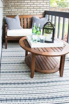 Lloyd Flanders patio furniture brings southern elegance and country charm  to any outdoor space