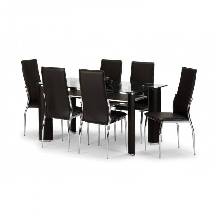 glass chairs kitchen table stainless steel dining table set glass patio  table top replacement glass top