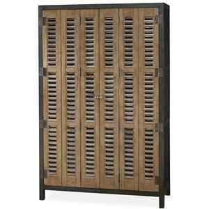 Ashley Furniture Porter Server With Storage Cabinet Olinde S
