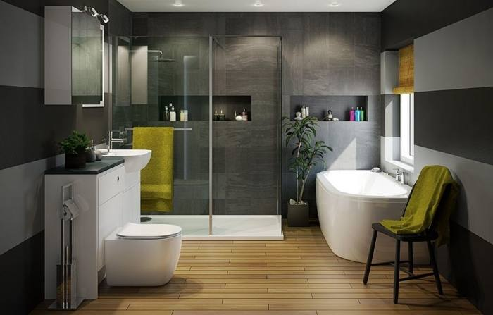 gray bathroom tile ideas staggering gray bathroom tile ideas home that look  charming for your hotel