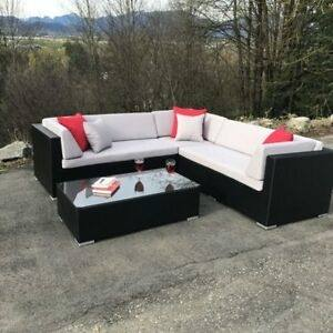 Brand new, 5 piece patio set! Clearance Price