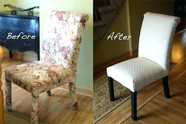 Medium Size of Reupholstering Dining Room Chairs With Leather Foam  Backs Best Fabric For Chair Stunning