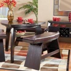 Noah Chocolate 4 Pc Bar Height Dining Room Sets Dark Wood In Pub