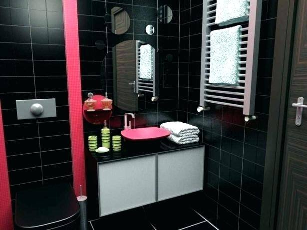 Black White And Teal Bathroom Purple Wall Tile Bathroom Color Black White  And Purple Bathroom Bathroom Color Purple Bathroom Tiles Ideas Black White  Teal
