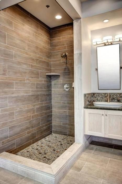 shower backsplash