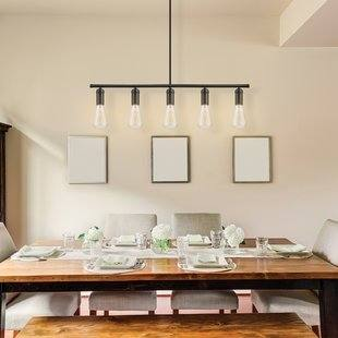 Should Dining Room And Kitchen Lights Match