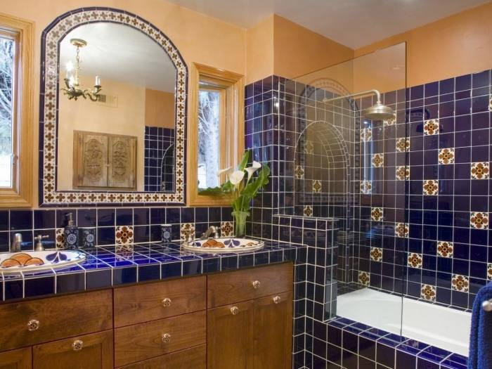 Bathroom tile ideas to get your home design juices flowing