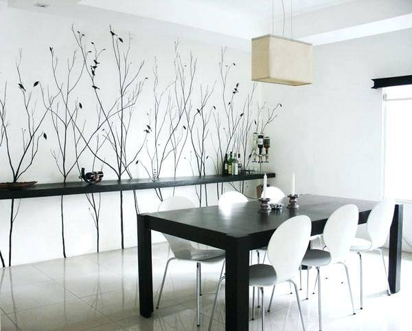 wall decorations for dining  room